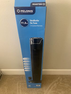 Tower fan for Sale in Irvine, CA