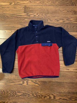 Patagonia men's lightweight synchilla snap-t for Sale in Los Angeles, CA