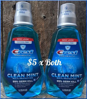 Both for $5 (1L each) for Sale in Manteca, CA