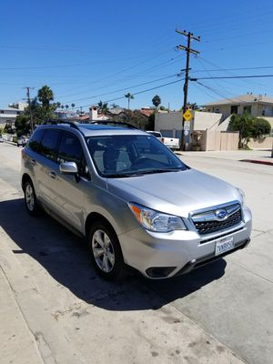 2015 Subaru Forester. Low Miles! Premium Sport Utility AWD for Sale in Los Angeles, CA