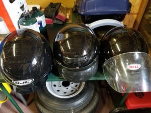 Motorcycle helmets for Sale in Radford, VA