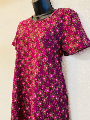 LULAROE, Purple Multicolored Floral Dress, Size XS for Sale in Phoenix, AZ