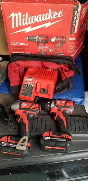 Milwaukee M18 Combo kit $155 for Sale in Miami, FL