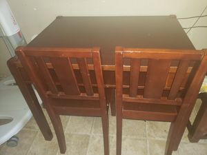 Kids table with 2 chairs for Sale in Anaheim, CA