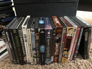 DVD/Blu-Ray Lot for Sale in Lake Hallie, WI
