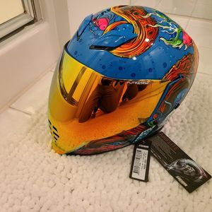 Icon Airflite Inky Size LARGE for Sale in Falls Church, VA