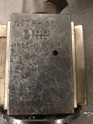 Dorian - tool post - 35N for Sale in Humble, TX