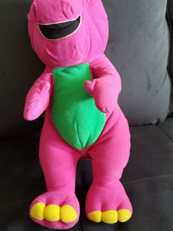 Vintage Barney 90's Interactive Talking Toy for Sale in Lakewood,  CA