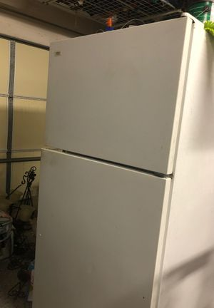 FREE white refrigerator You pick up only! for Sale in Scottsdale, AZ