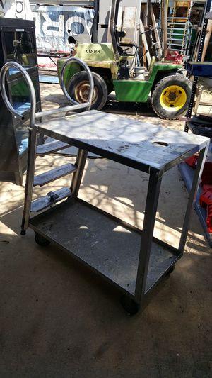 All aluminium isle picker cart for Sale in TX, US