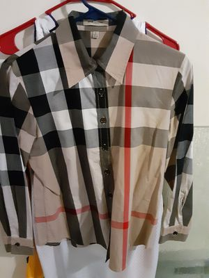 Burberry women's shirt for Sale in Oakland, CA