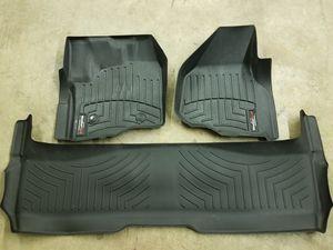 Weather Tech floor mats (liners) for Sale in Glen Ellyn, IL