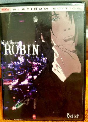 WITCH HUNTER ROBIN: BELIEF - Volume 2 EPISODES 6 Thru 10 for Sale in San Diego, CA