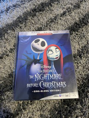 The night before Christmas Blu-ray for Sale in Palmdale, CA
