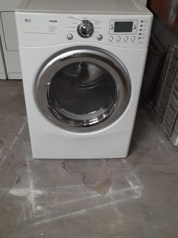 Gas dryer LG Good Condition 3 Months warranty Delivery And Install for Sale in San Lorenzo,  CA