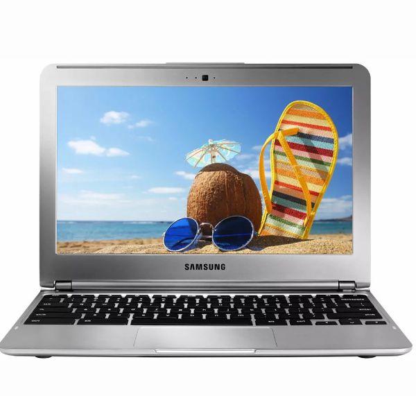 SAMSUNG CHROMEBOOK 11.6 LAPTOP HDMI Webcam WiFi Bluetooth HD Silve