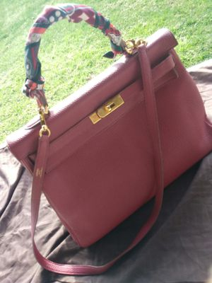 Hermes Purse Handbag Made In France With Dustbag Designer for Sale in Santee, CA