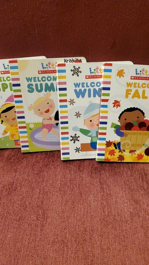 Winter, Spring, Summer, Fall books for Sale in Bellevue, WA