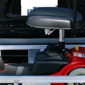 """MaxxHaul 70275 Aluminum Cargo Carrier 