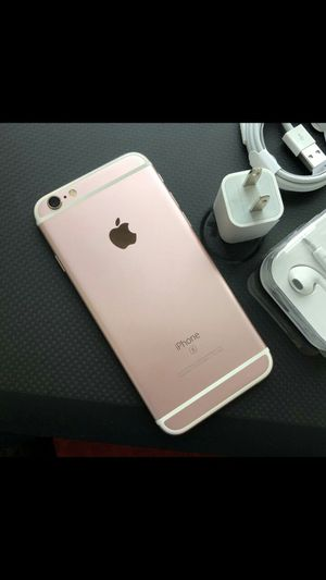 Iphone 6S, 64GB (factory unlocked) - excellent condition, clean IMEI, includes new box & accessories for Sale in Springfield, VA