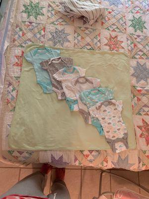 Newborn Onesie Set for Sale in Brandon, FL