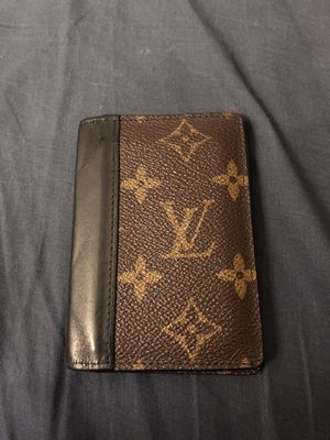 Louis Vuitton Wallet Pocket Organizer Card Holder for Sale in Tustin, CA