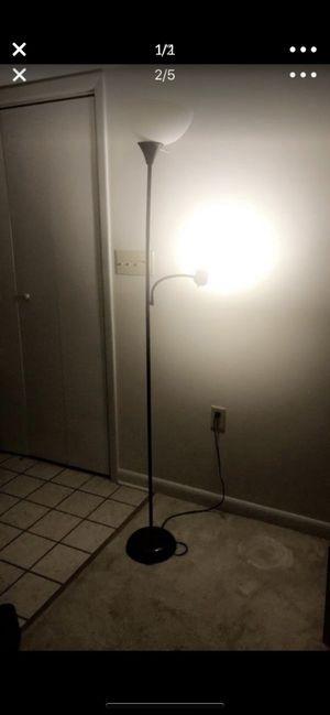 Floor lamp for Sale in Annandale, VA