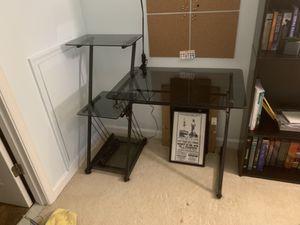 Glass Desk for Sale in Fairfax, VA