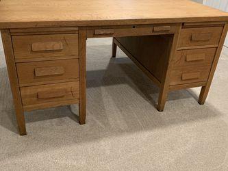 Antique Arts&Crafts/Mission Oak Desk for Sale in Bel Air,  MD