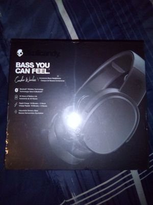 Crusher Wireless ,Bluetooth Headphones by Skullcandy for Sale in Martinez, CA