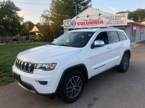 2017 Jeep Grand Cherokee for Sale in Hanover, MA