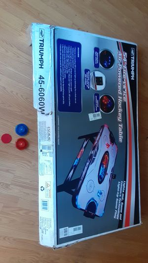 Airhockey table for Sale in Carmichael, CA
