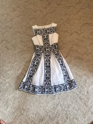 Black and White Dress for Sale in Commerce Charter Township, MI