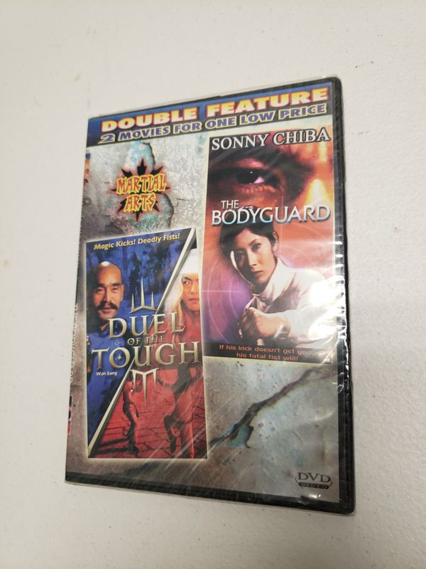 KUNG FU MOVIES CLASSICS DOUBLE FEATURE DVD SONNY CHIBA