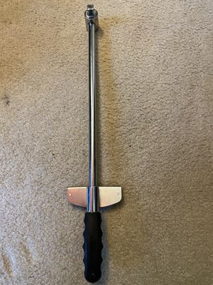 """Wheeler Delta Series 1/2"""" Torque Wrench for Sale in Morristown, NJ"""