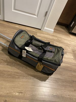 Timberland Duffle Bag and Rolling Carry-on for Sale in Vancouver, WA