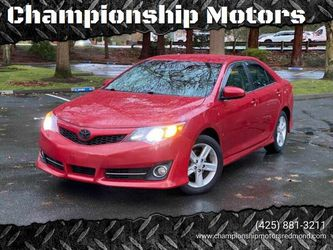 2013 Toyota Camry for Sale in Redmond,  WA