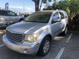 2007 Chrysler aspen for Sale in Oldsmar, FL