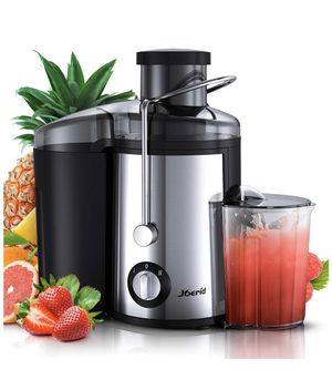Brand new! Juicer Machines, [600 W] Centrifugal Juicer, Juice Extractor with Spout Adjustable, Lighter & Powerful, Easy to Clean & BPA-Free, Dishwash for Sale in Doral, FL