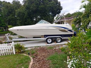 1999 searay sun deck 21ft for Sale in St. Petersburg, FL