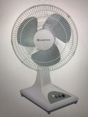 16inch (40cm) oscillating table fan for Sale in Hutto, TX