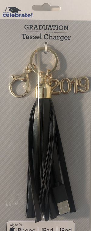 Tassel Cell Phone Chargers for Apple for Sale in Pembroke Pines, FL