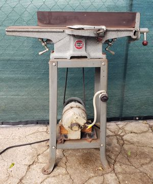 """Delta Rockwell 4"""" Precision Jointer for Sale in Houston, TX"""