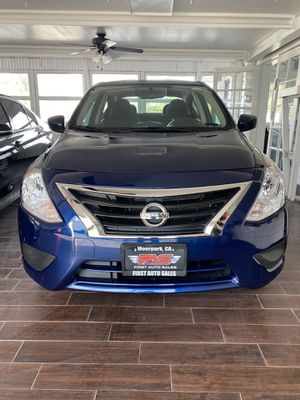 2019 Nissan Versa for Sale in Simi Valley, CA