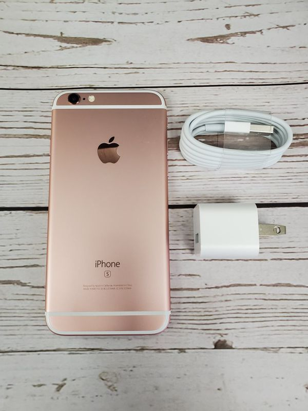 IPHONE 6S..32GB UNLOCK FOR ANY SIM