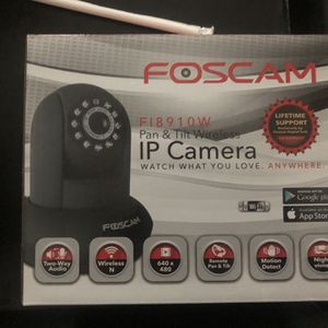 Ip Cameras for Sale in Fort Worth, TX