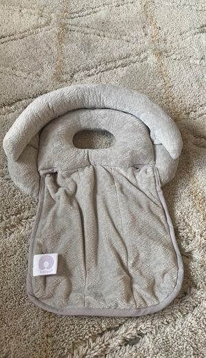Infant Car Seat Head/Neck Pillow - Pottery Barn Kids for Sale in Seattle, WA