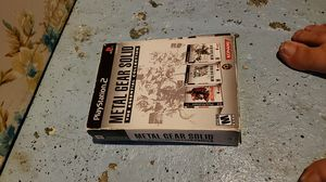 Metal Gear Solid: the essential collection for Sale in Wenatchee, WA
