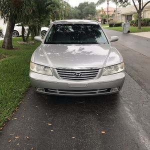 2007 Hyundai Azera Limited for Sale in Pompano Beach, FL