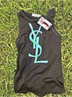 New Large YSL Tank Top for Sale in Union Park, FL